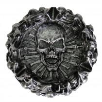 Popelník - skull
