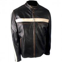 Pánská kožená bunda - XXL