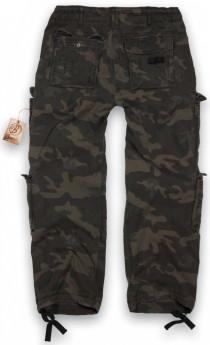 Kalhoty pánské Pure Vintage Trouser - dercamo