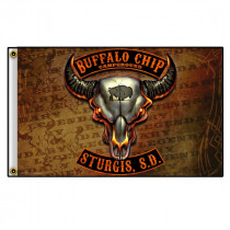 Vlajka Sturgis Buffalo